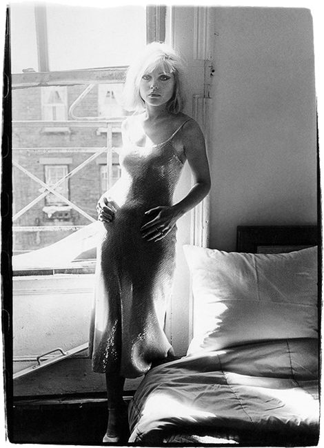 Debbie Harry x Chris Stein