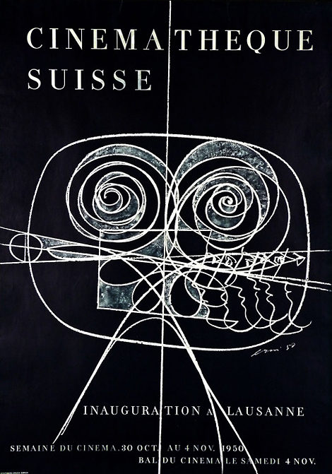 Hans Erni: Cinematheque Suisse