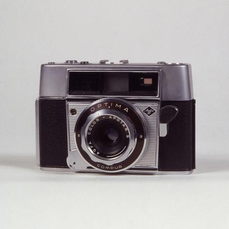 Agfa Optima camera