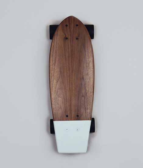 SALT SURF skateboard