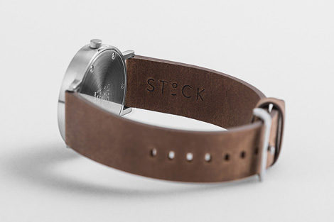 Stock S001B watch