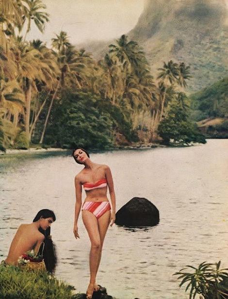 Tahiti 1961