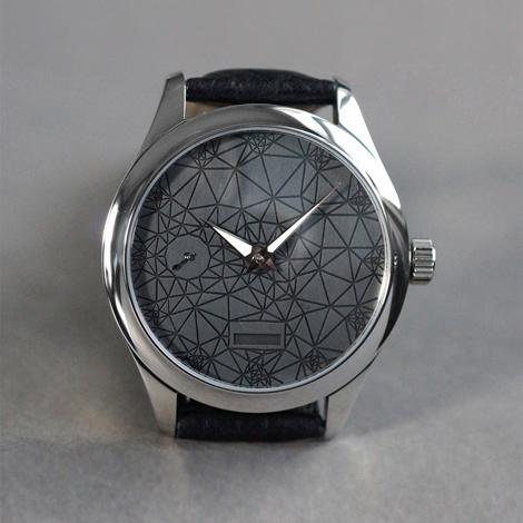 Delaunay wristwatch