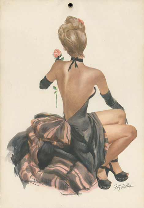 1948 Esquire Glamour Gallery
