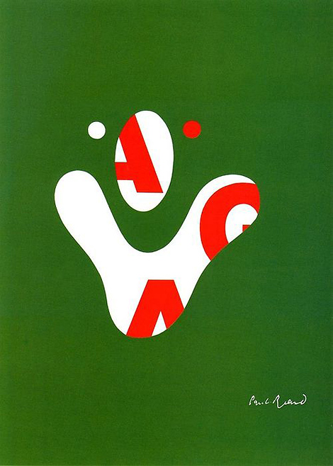 Paul Rand: AIGA