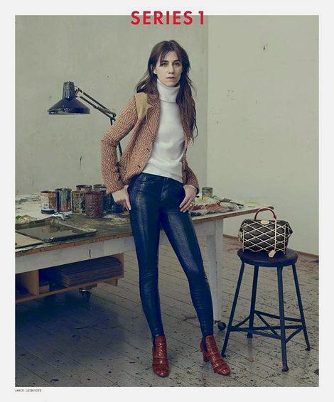 Charlotte Gainsbourg x Annie Leibovitz