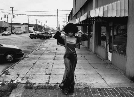 Diana Ross x Ruven Afanador
