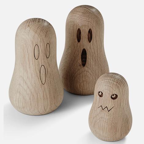 Wodden ghosts