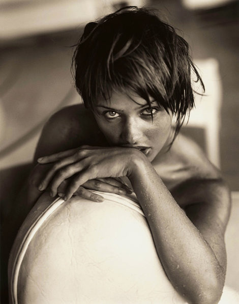 Helena Christensen x Sante D'Orazio