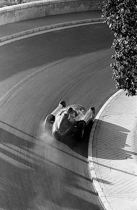 Juan Manuel Fangio @ Mirabeau