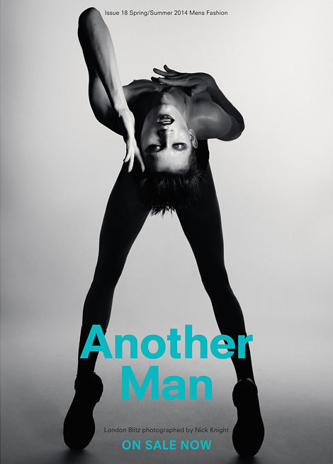 Another Man x Nick Knight