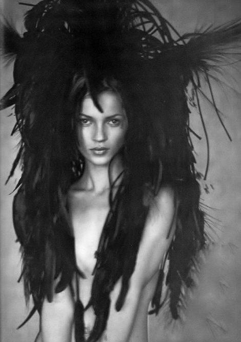 Kate Moss x Paolo Roversi