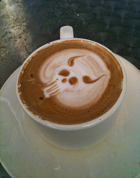 Mourning coffee