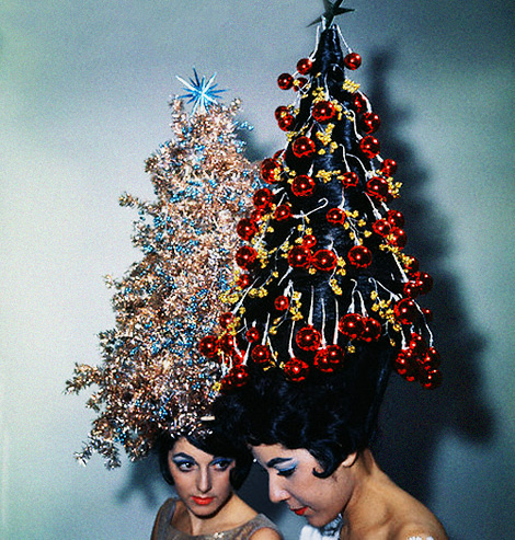 Holiday hairdos