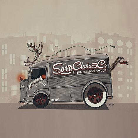 Santa Claus & Co.