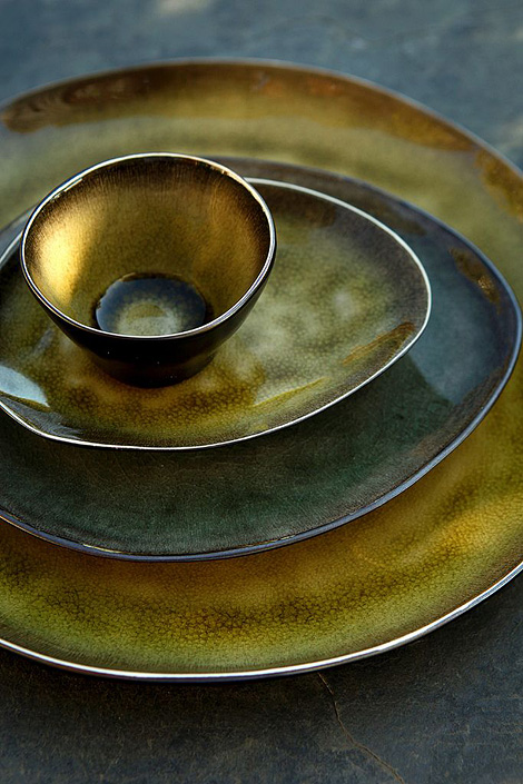 Pascale Naessens tableware