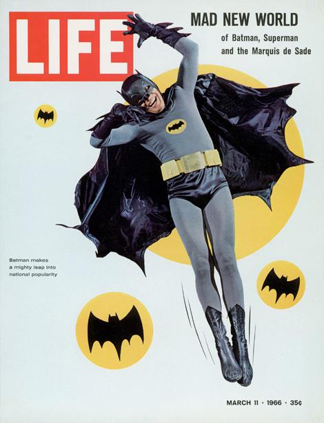 Batman LIFE