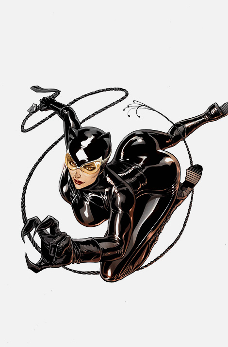 Catwoman x Guillem March