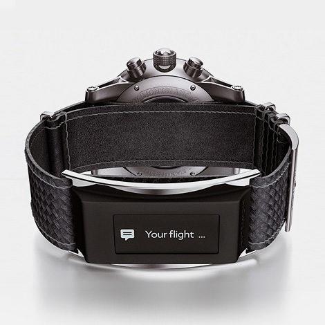 Montblanc smart watchstrap