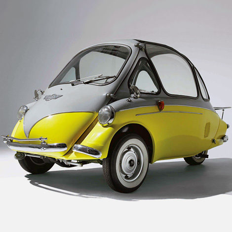1962 Heinkel Trojan