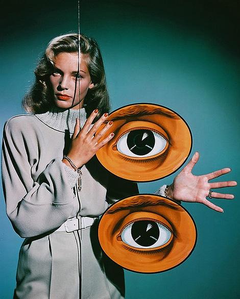 Lauren Bacall x Martin Klasch