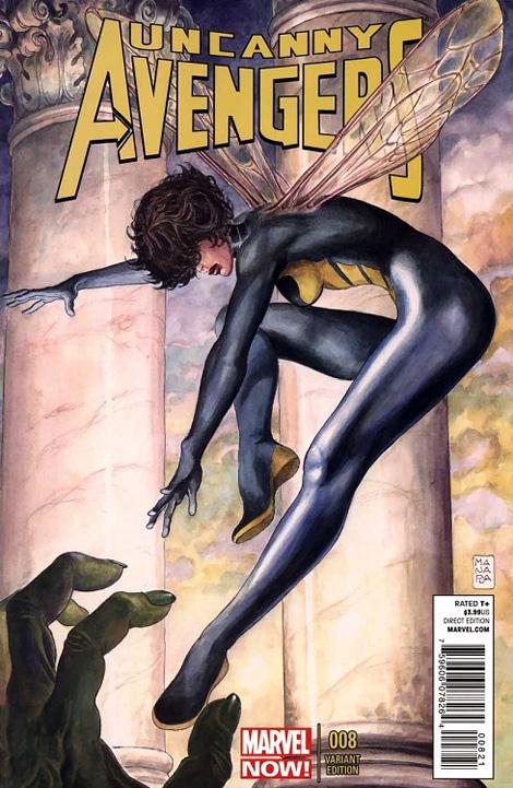 Uncanny Avengers : Manara Wasp
