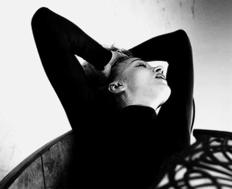 Marlene Dietrich x Milton Greene