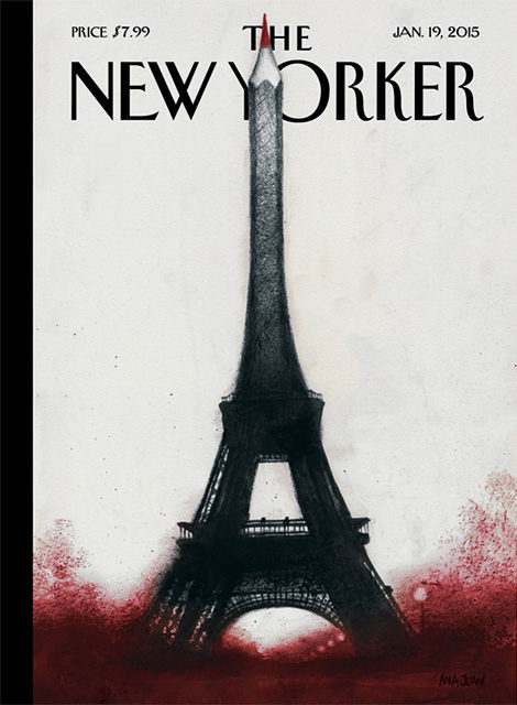 The New Yorker: Paris