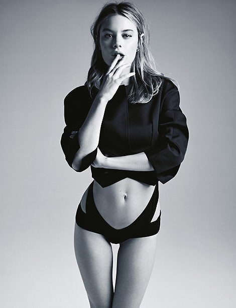 Camille Rowe x Christophe Meimoon