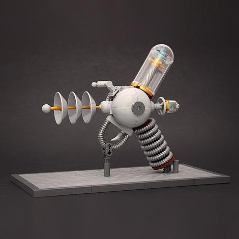 Junebug 7500kW LEGO blaster