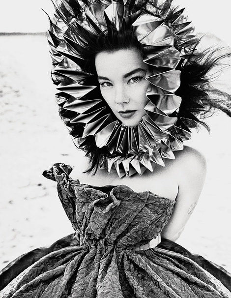 Björk x Inez and Vinoodh