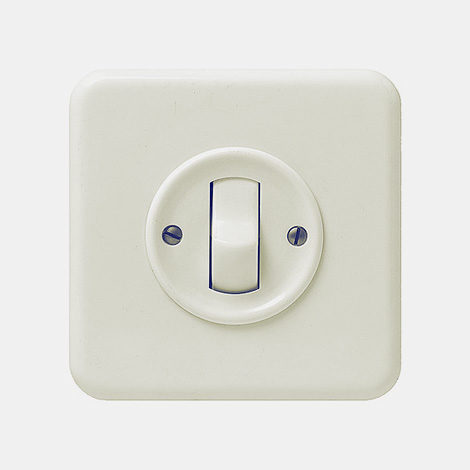Vintage Swiss tumbler switch