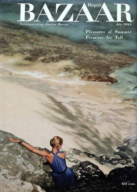 Harpers Bazaar, 1949