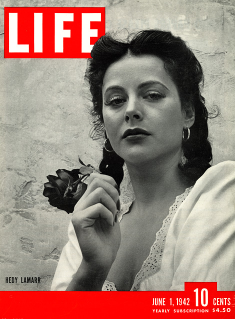 Hedy Lamarr: Actress and inventor