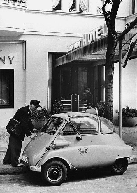 Isetta, 1956