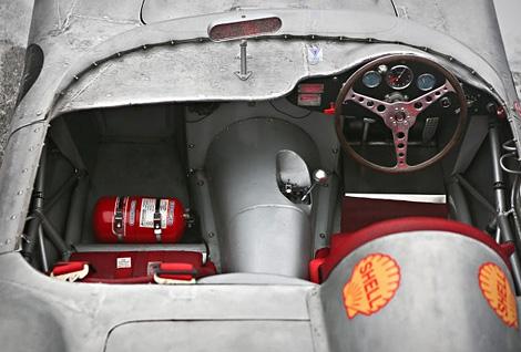 1956 Maserati 200 SI