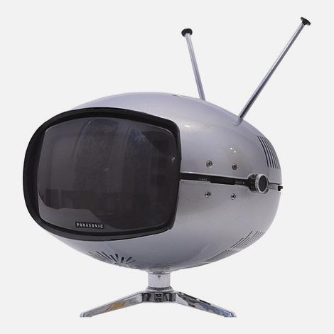 Panasonic TR-005 Orbitel TV