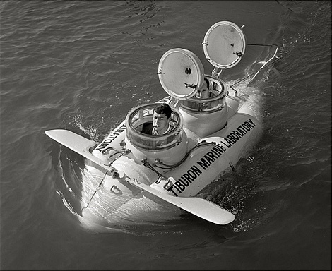 Tiburon Marine Laboratory Two-Man Submersible