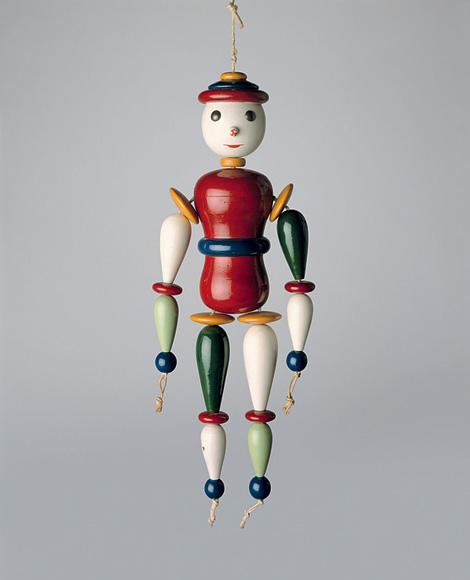 Bauhaus Doll