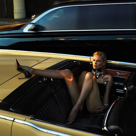 Charlize Theron x Mert & Marcus