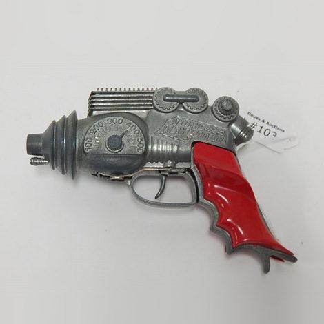 Toy Hubley Atomic Disintegrator