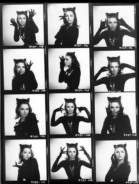 Catwoman x Julie Newmar