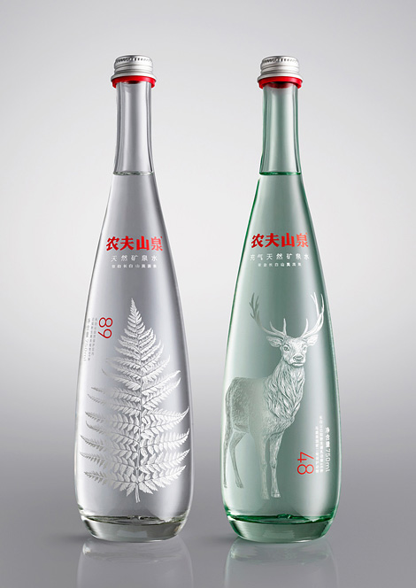 Nongfu mineral water
