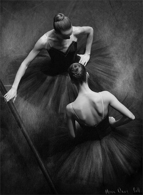 Ballet backstage