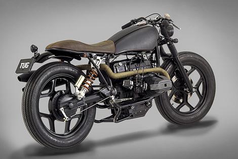 BMW R80 Indira motorcycle