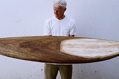 Gary Linden 100% agave surfboard