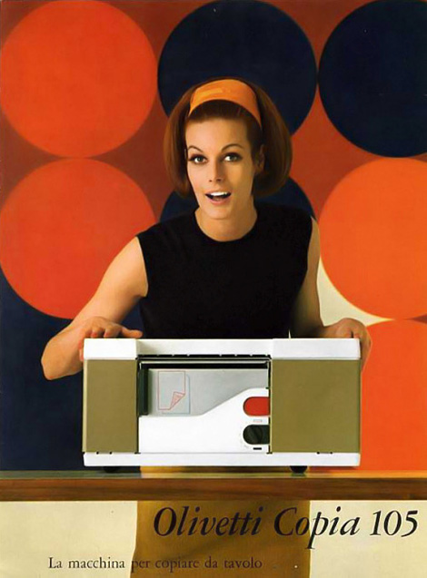 Olivetti Copia 105 (1967)