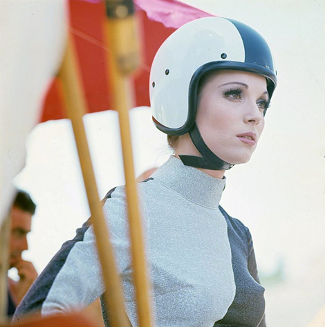 Elsa Martinelli x Angelo Frontoni