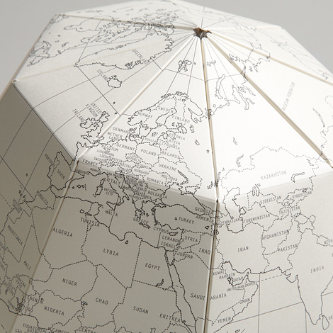 Sectional Globes