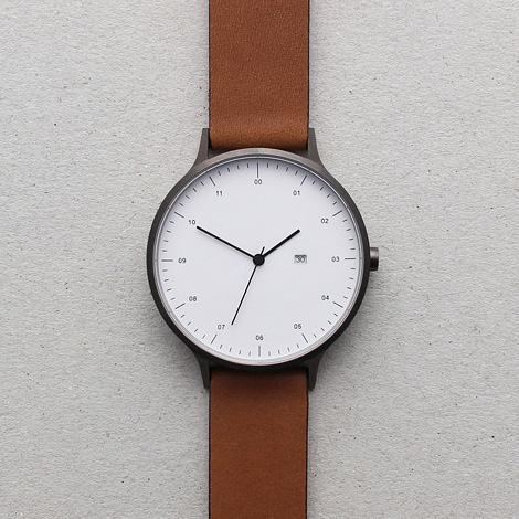 Instrmnt 01-A wristwatch
